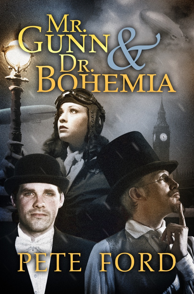 Mr. Gunn & Dr. Bohemia - Buy Your Copy Today!